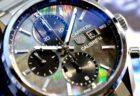 ロジェ・デュブイ 立体的なブルー文字盤が美しい!「エクスカリバー オートマティック」