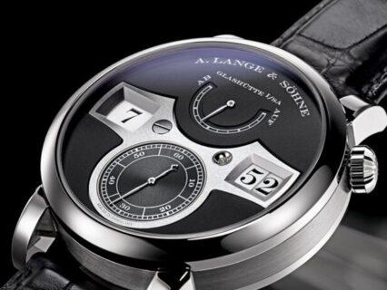 型破りなデザインの独自のカテゴリーを確立、A.ランゲ&ゾーネ「ツァイトヴェルク」