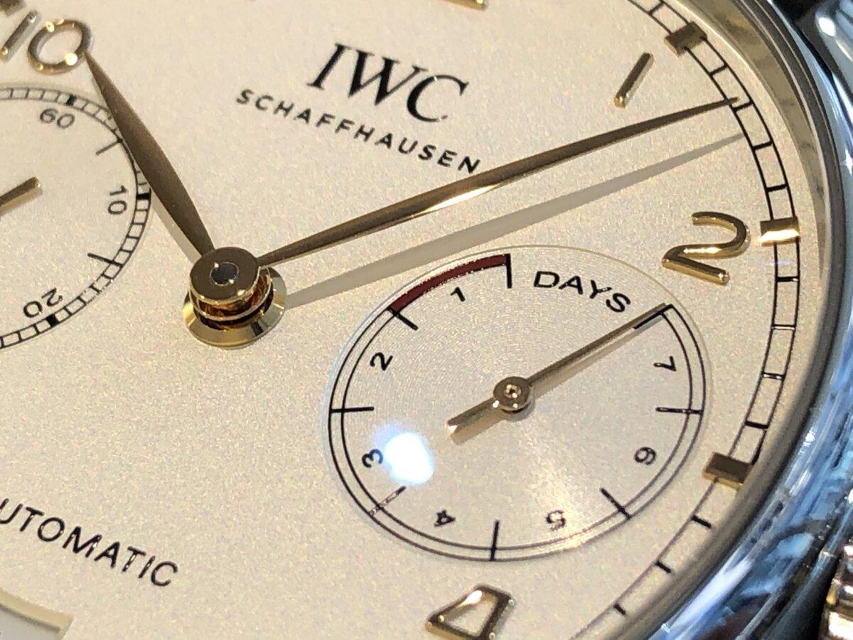 IWC 変わりゆく流行に左右されないアイコンウォッチ「ポルトギーゼ・オートマティック」-IWC -IMG_0081
