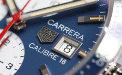 タグ・ホイヤー ヴィンテージ&スポーティ「カレラ キャリバー16 クロノグラフ」