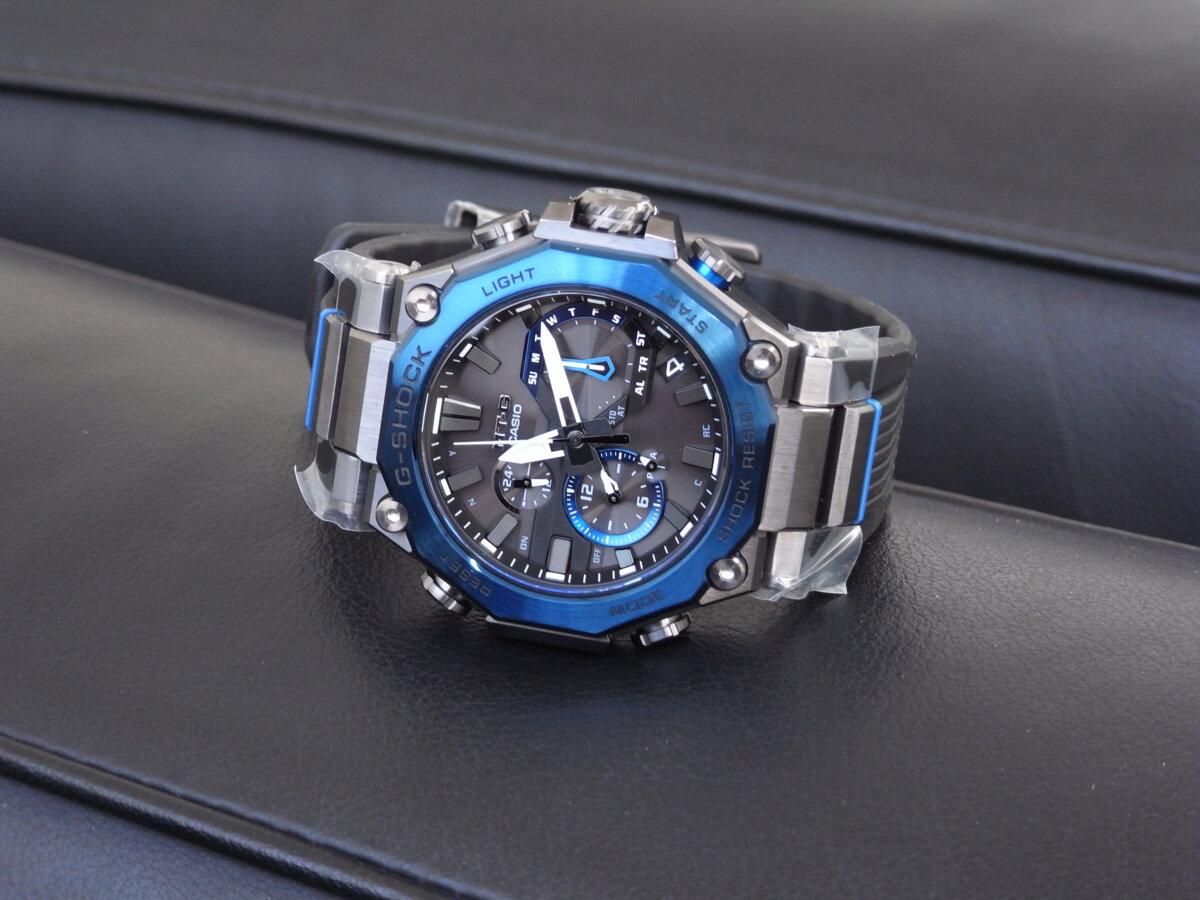 クールで強い男の時計 G-SHOCK(ジー・ショック)MTG-B2000 - G-SHOCK