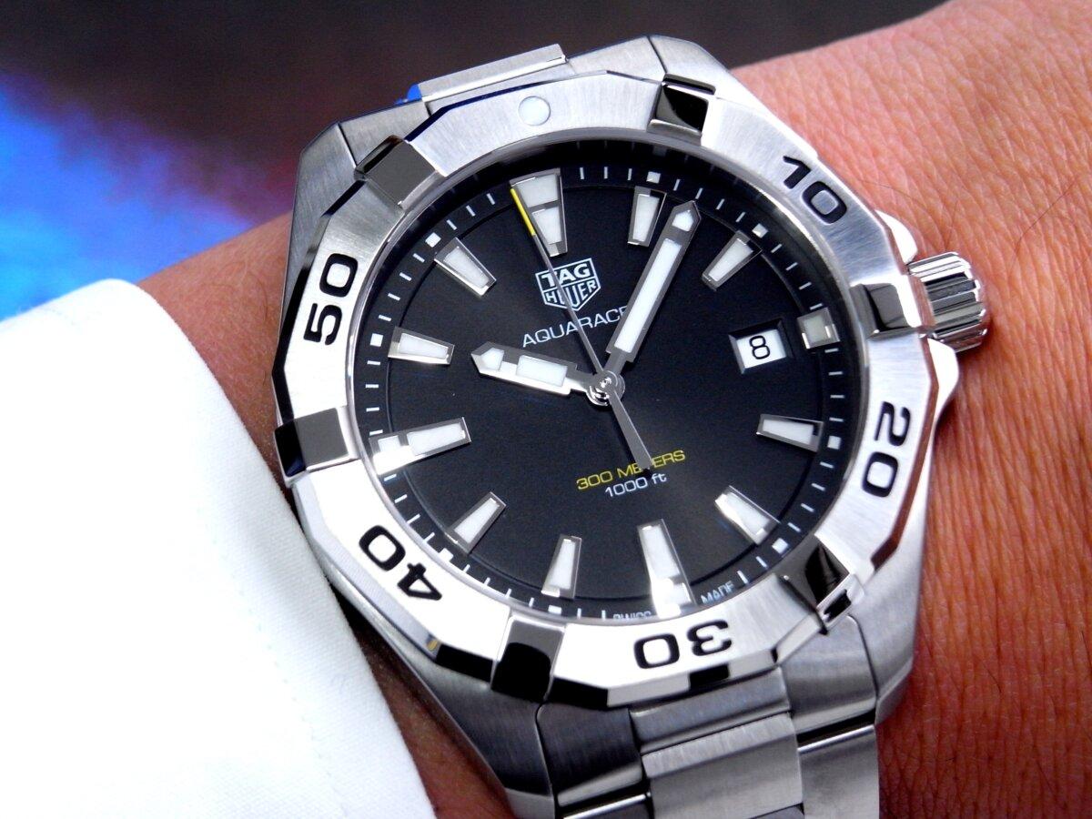 タグ・ホイヤーの堅牢な時計の6つの機能が詰まった「アクアレーサー」-TAG Heuer -R0014122-1