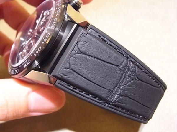 タグ・ホイヤーというブランドの良さを感じる贅沢な一本 カレラキャリバーホイヤー02T トゥールビヨン(CAR5A8Y.FC6377) - TAG Heuer