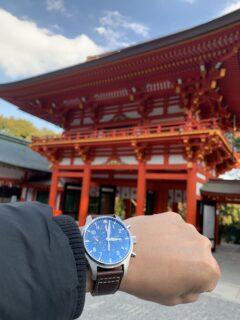 時計専門店スタッフが、IWCを実際に6ヶ月間使用してみたレビュー企画