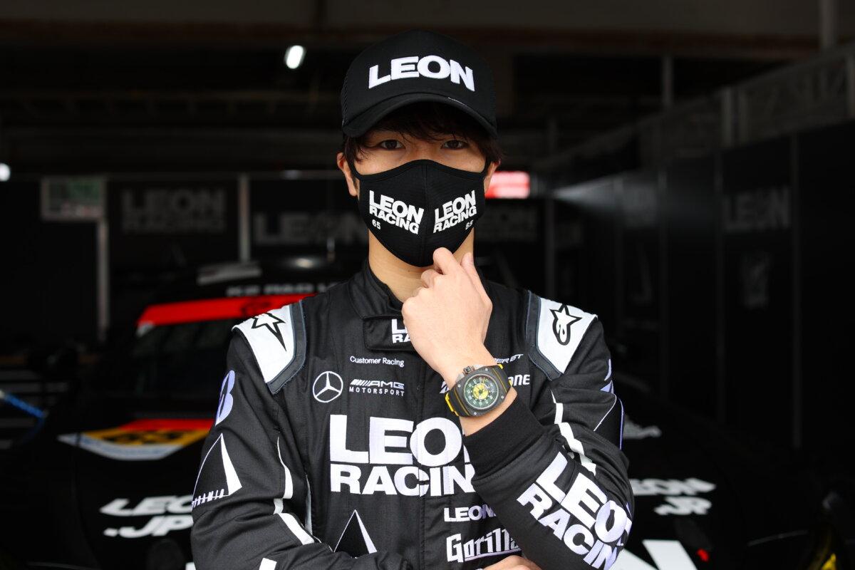速報!ゴリラウォッチ「Leon Racing(世界限定300本)」を発表!ご予約受付開始! - Gorilla