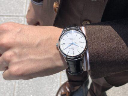 【ボーム&メルシエ】世界で7番目に古いメゾンが創る洗練された腕時計『クリフトン ボーマティック』