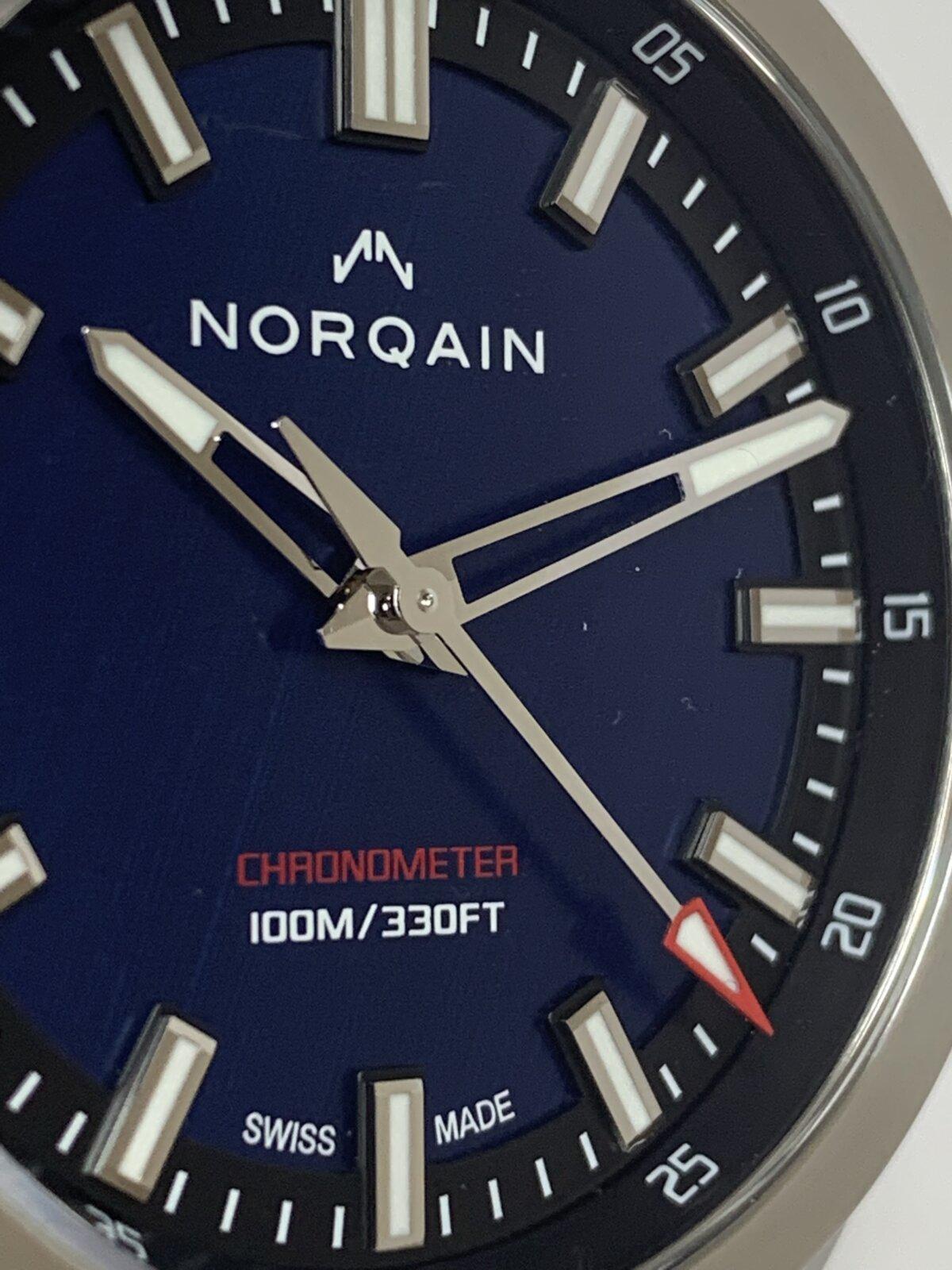 他にない新しい物、美しいデザイン ノルケイン【インディペンデンス 21 リミテッドエディション】 - NORQAIN