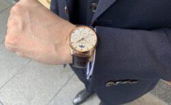 高級時計の愛好家の心を揺さぶるジャガールクルトのパーペチュアル