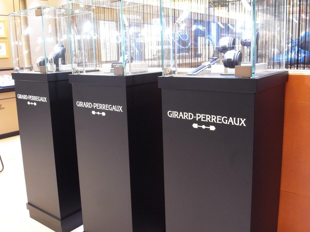 Girard-Perregaux(ジラール・ペルゴ)新規取扱スタートしました!oomiya 心斎橋店 - Girard-Perregaux