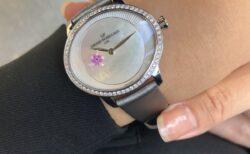 【ジラール・ペルゴ】女性専用機械式時計!きらきら輝くキャッツアイをご紹介!