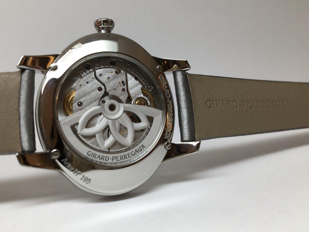 【ジラール・ペルゴ】女性専用機械式時計!きらきら輝くキャッツアイをご紹介! - Girard-Perregaux