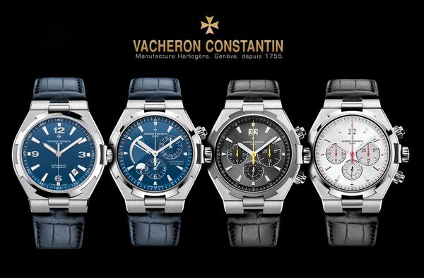 VACHERON CONSTANTIN (2015年新作) オーヴァーシーズ限定一覧