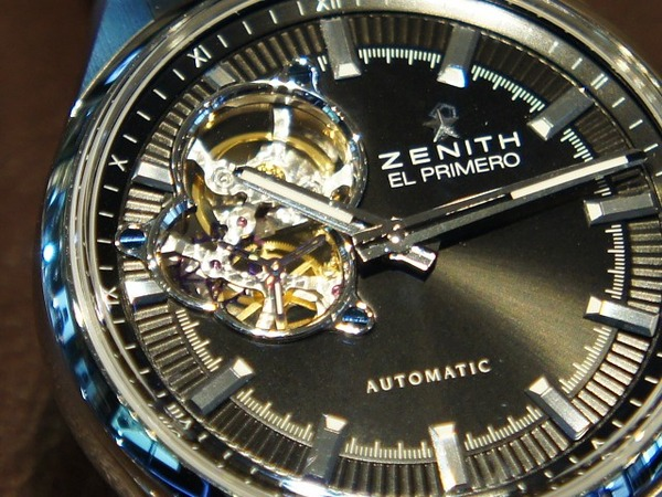 *ZENITH >> エルプリメロ オープン・シノプシス /03.2170.4613/21.M2170