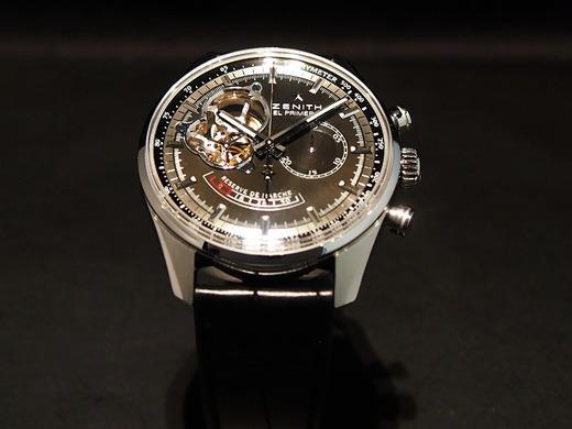 卓越した技術を堪能する時計、クロノマスターオープン。