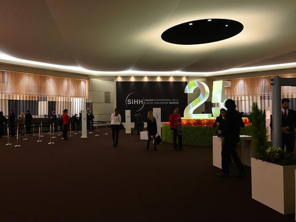 2015年 SIHH 第25回目 会場内をご紹介。