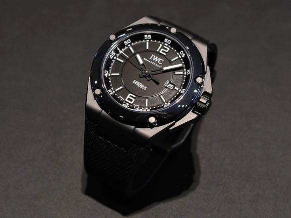 World Watch Fair 2014×IWCは、AMG ブラックシリーズ・セラミック