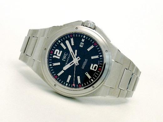 耐久に優れた信頼できる時計=インヂュニア・オートマチック・ミッション・アース