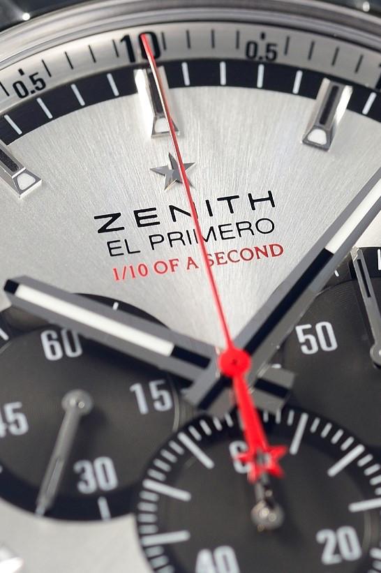 ZENITH El Primero ストライキング10th LIMITED (03.2043.4052/01.M2040)