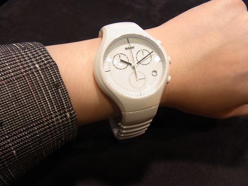 今日のRADO(ラドー)は夏に着けたい時計NO1!