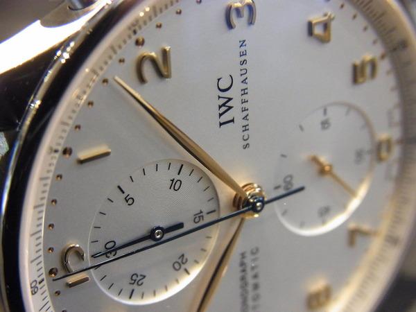 歴史ある航海時計~IWC~