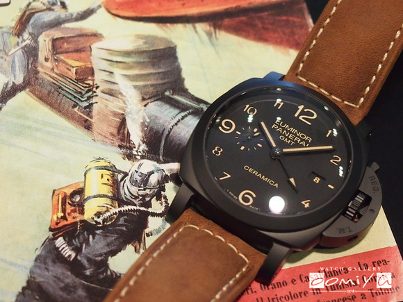 PANERAI DISCOVER 2013 COLLECTION 本日最終日です!