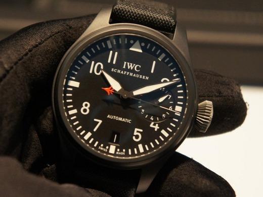2012年IWC新作ビッグパイロットウォッチ・トップガン