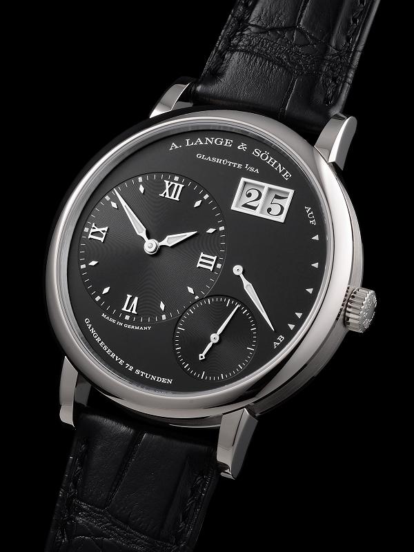 個性的なデザインが特徴のグランド・ランゲ1(Ref.LS1173AD)