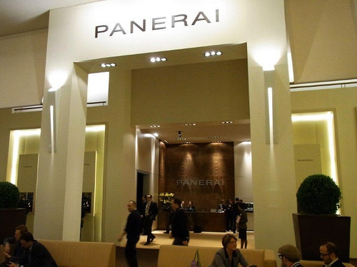 2011年・PANERAI 新作モデル