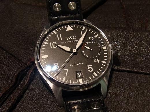 IWC ビック・パイロット・ウォッチ