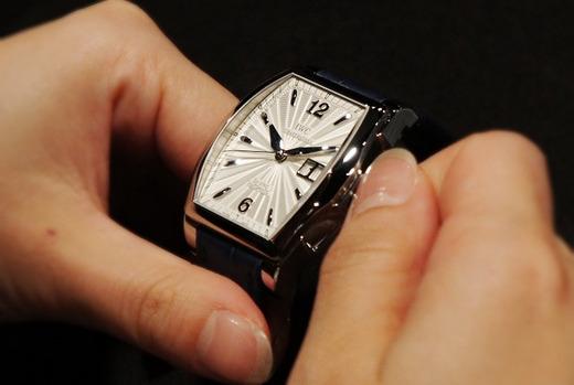 休日に着けたい時計×伊藤は、ダ・ヴィンチ・オートマティック