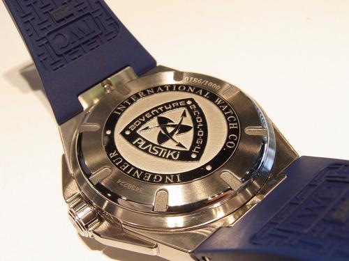 今日のIWC×伊藤はインヂュニア オートマティック ミッションアース 限定-IWC -798b859c-s