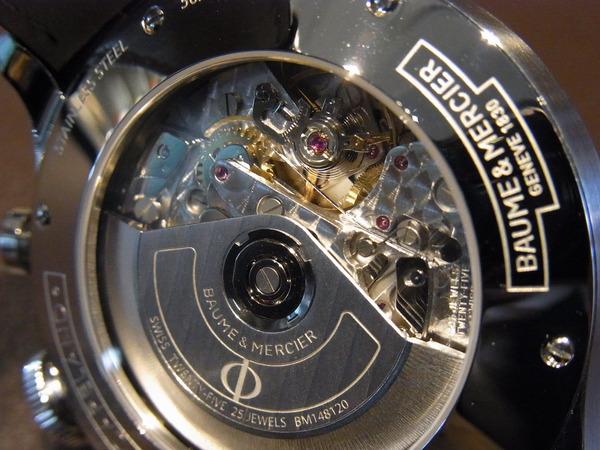 渋さ漂うケープランド クロノグラフ~BAUME&MERCIER~-BAUME&MERCIER -7bcbb458-s