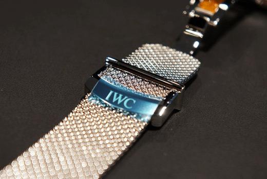 IWC ミラネーゼ・メッシュブレッスレット-IWC -86c2a8ef-s
