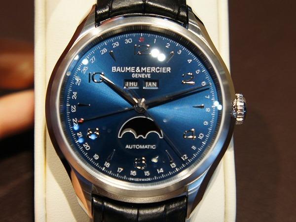 *BAUME & MERCIER >> クリフトン・コンプリート カレンダー/ MOA10057-BAUME&MERCIER -aebd8bb3-s