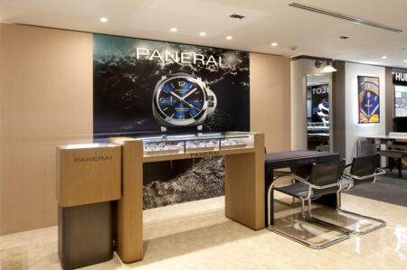 「PANERAI – パネライ」oomiya 仙台店 正規取り扱いブランド