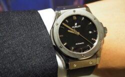 オン・オフ使える時計の魅力とは?ウブロ「クラシック・フュージョン」