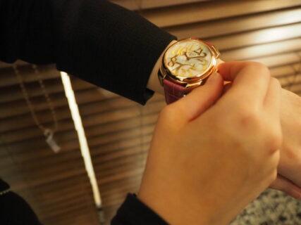 気品とエレガンスを纏ったイタリア生まれのオシャレ時計 オッソ イタリィ「YGP01」