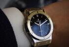 クラシカルでエレガントな大人の為の腕時計 即完売必須?日本限定モデル ウブロ「クラシックフュージョン チタニウム ブラックシャイニー」