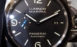 パネライの最もアイコニックなモデル「ルミノールマリーナPAM01312」