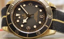 """オーナー様にとって唯一の時計になっていく""""ブラックベイ ブロンズ"""""""