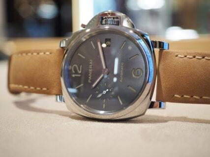 【今期生産終了】大人の女性におススメの実用時計「ルミノール ドゥエ PAM00755」