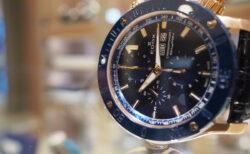 エドックスのダイバーズ時計といえば『クロノオフショア1』!