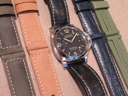 お洒落好き必見!持つべき優秀腕時計「パネライ ルミノールマリーナ PAM01312」