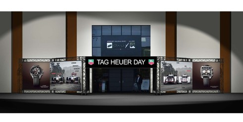 TAG Heuer DAY開催!