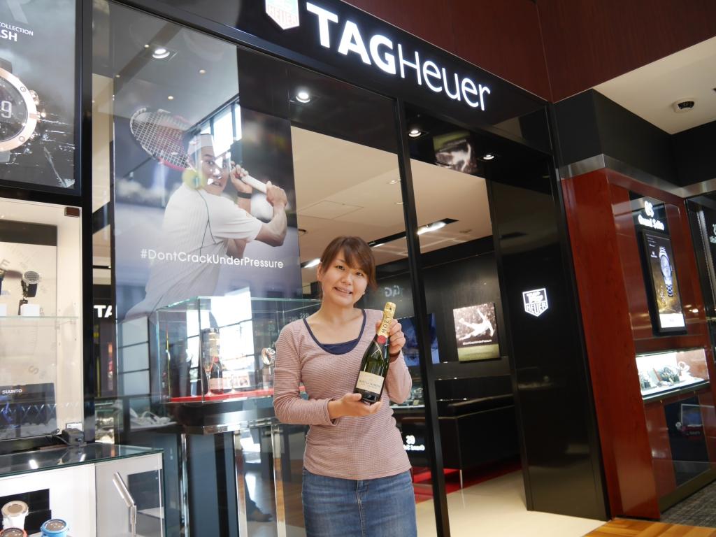 TAG HEUER DAY「レーシング・シミュレーター タイムトライアル」 結果発表!-TAG Heuer フェアー&イベント情報 -P1280777