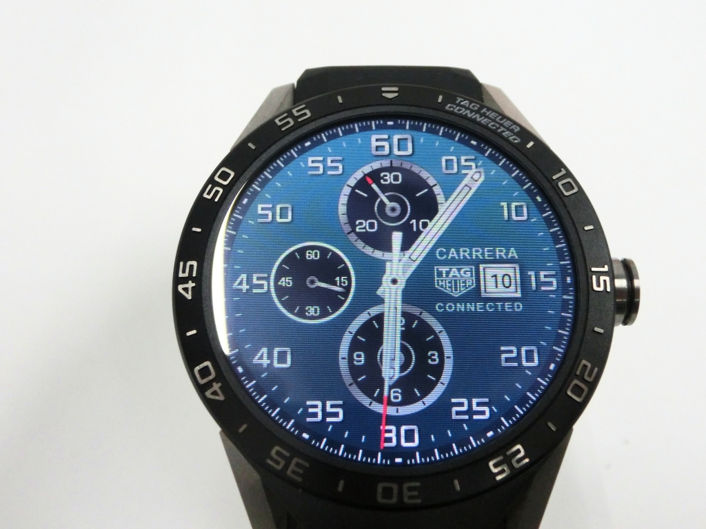 腕時計サイズのコンピューター タグ ホイヤー コネクテッドウォッチ Oomiya 和歌山本店ブログ