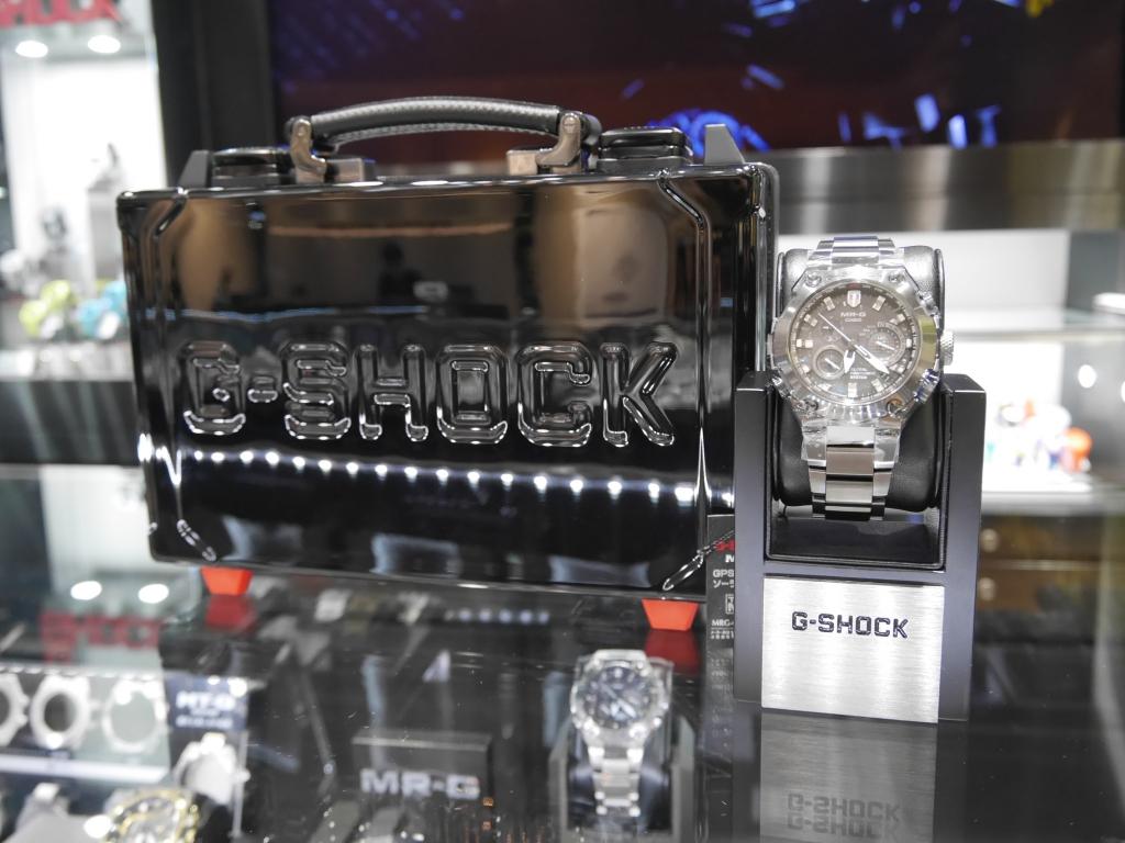 G-SHOCK 「MRG-G1000」シリーズキャンペーン