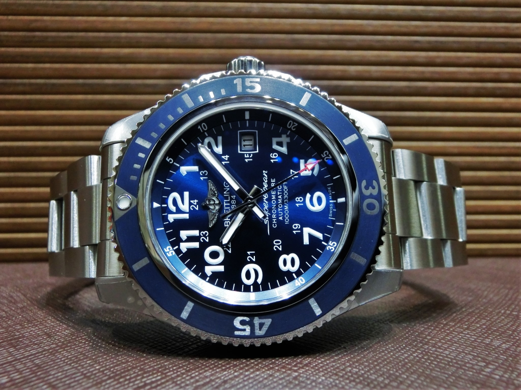 ブライトリング スーパーオシャン44 A192C10PSS