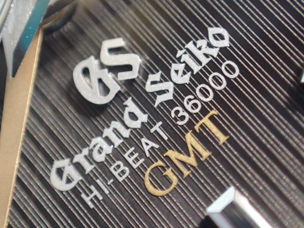 グランドセイコー「メカニカルハイビート 36000GMT」SBGJ013