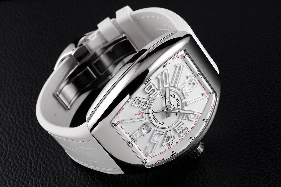 on sale da4f1 60720 先進的な近未来の美学 フランク・ミュラー ヴァンガード ...